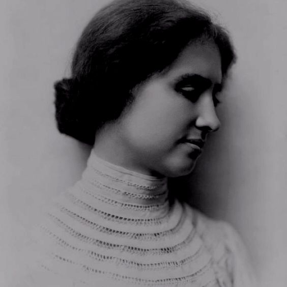 Top Helen Keller quotes on vision